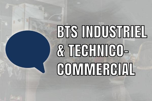 BTS Technico-commercial