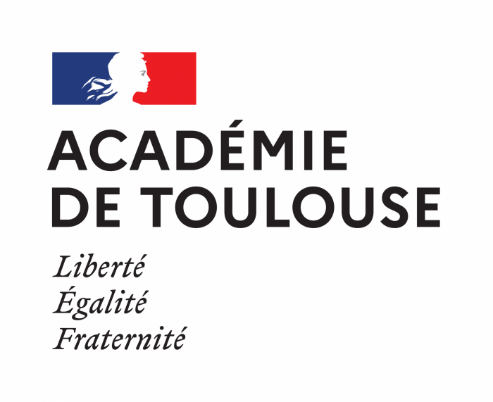 Logo académie de TLSE